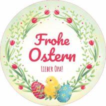 Tortenbilder Produktbild Ostern 06 rund