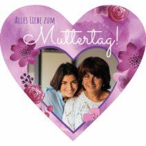 Produktbild Tortenbilder Muttertag Herz 03