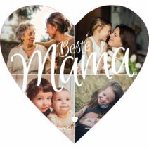 Produktbild Tortenbilder Muttertag Herz 04