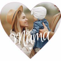 Produktbild Tortenbilder Muttertag Herz 06