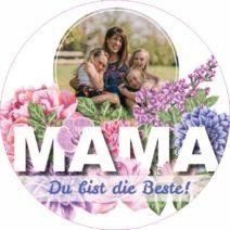 Produktbild Tortenbilder Muttertag 02