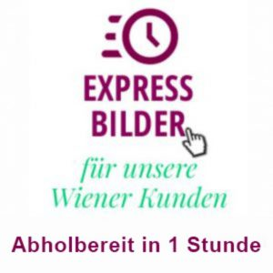 Tortenbilder Abholung in Wien